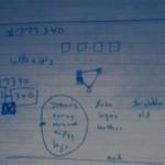 Monica's sketch